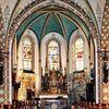 Klebark Wielki:kościół z Relikwiami Świętego Krzyża