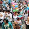 Parada studentów - Kortowiada 2010
