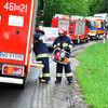 Wypadek na trasie Iława - Kisielice