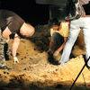 Szczątki znalezione podczas prac na ul. Artyleryjskiej