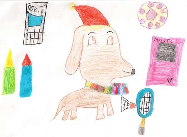 Narysuj list do Świętego Mikołaja - Zdjęcie #591332 - Nasz Elbląg