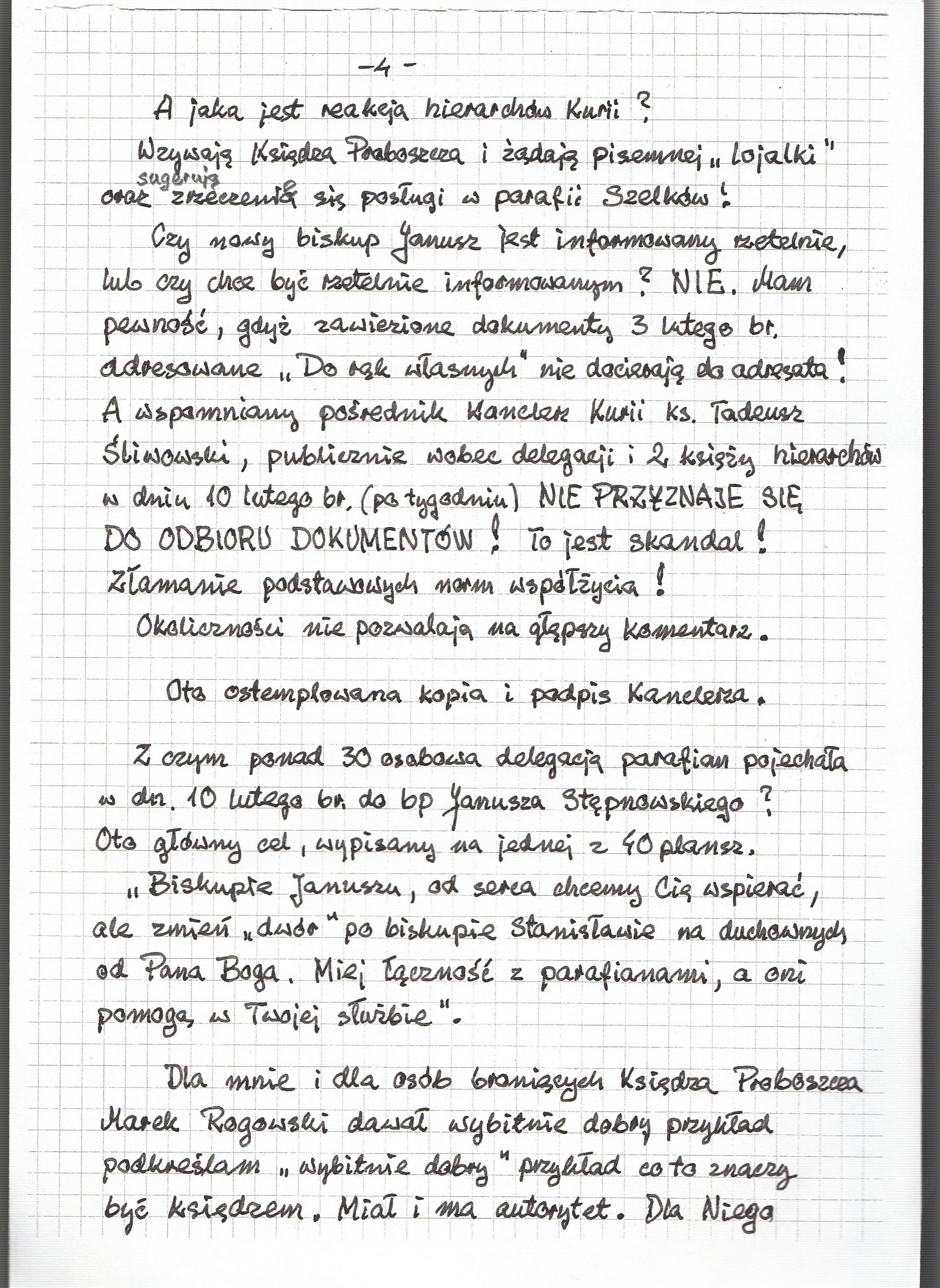 List Pozegnalny Zdjecie 652173 Makow Mazowiecki