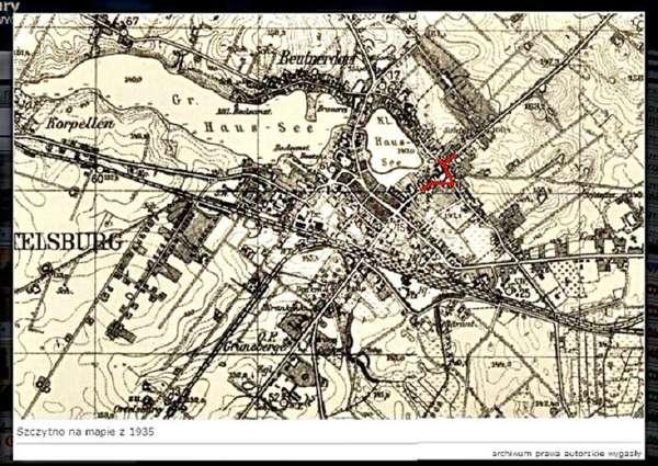 Zdjecia Z Szuflady Stare Szczytno Zdjecie 1647162 Szczytno