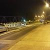 Wypadek na moście w Bartoszycach