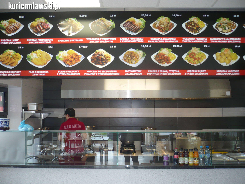 Wielkie Otwarcie Bar Asia Orientalna Kuchnia Na Osiedlu Mlodych