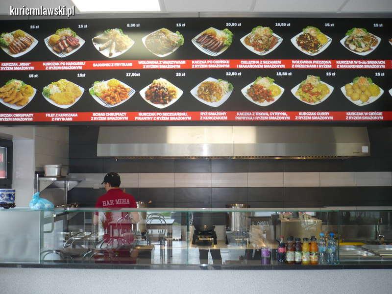 Wielkie Otwarcie Bar Asia Orientalna Kuchnia Na Osiedlu