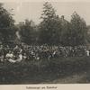 Tak świętowano zwycięstwo Niemiec w plebiscycie z 11 lipca 1920 roku w Bisztynku