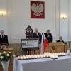 W Ostródzie uroczyste sesje w hołdzie ofiarom