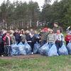 Wiosenne sprzątanie w Zaborowie