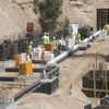 Postęp prac na budowie hali widowiskowo sportowej i pływalni