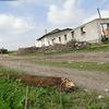 Gwałtowny wicher zniszczył zabudowania gospodarstwa w Czachówkach