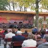 W mławskim parku zagrał zespół Tacton