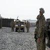 Pożegnanie sierż. Kasprzaka w Afganistanie