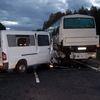 Wypadek w Błudowie