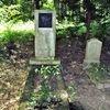 Strzałowo: grób żony Ernsta Wiecherta