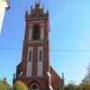 Mrągowo: kościół św. Wojciecha