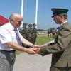 Otwarcie siedziby Straży Granicznej w Węgorzewie