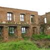 Ruiny zamku w Szymbarku