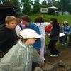 Uczniowie OSM w Piszu podczas Zielonej Szkoły