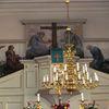 Mikołajki: kościół ewangelicki z 1842 roku