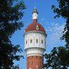 Wieża ciśnień i Muzeum Kropli Wody