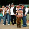 Parada podczas Pikniku Country w Mrągowie 2009