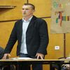 Spotkanie w sprawie boiska przy szkole w Krawczykach