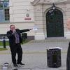 Ojcowie protestowali przed ostródzkim sądem