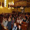 Łąkorz: gotycki kościół św. Mikołaja