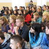 Spotkanie młodzieży z Jackiem Musiatowiczem