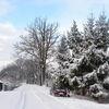 Skandawa: zimowe pejzaże