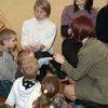 Wizyta funkcjonariuszy SG w szkole w Jabłońskich