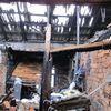Spalił się dom mieszkalny w Sugajenku