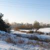 Zimowa Drwęca pod Mszanowem