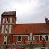 Krekole: kościół św. Krzyża i św. Wawrzyńca