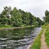 Kanał Jegliński i śluza Karwik