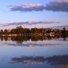 Bogaczewo i jezioro Boczne