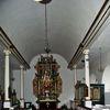 Wnętrze kościoła w Sorkwitach