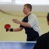 Działdowo. Turniej tenisa stołowego — Ferie 2011