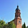 Zabytkowy kościół w Bartołtach Wielkich