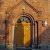 Zabytkowy kościół w Barczewku