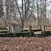 Mrągowo: resztki cmentarza ewangelickiego