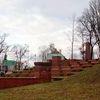 Bartoszyce: cmentarz wojenny z I wojny światowej