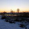 Zimowa Krutynia w Wojnowie