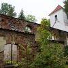 Ruiny koscioła ewangelickiego w Kobułtach