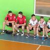 Turniej siatkówki w Sampławie