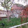 Zrujnowana baszta w Dobrym Miescie