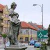 4. Iława: rzymscy bogowie na ulicy
